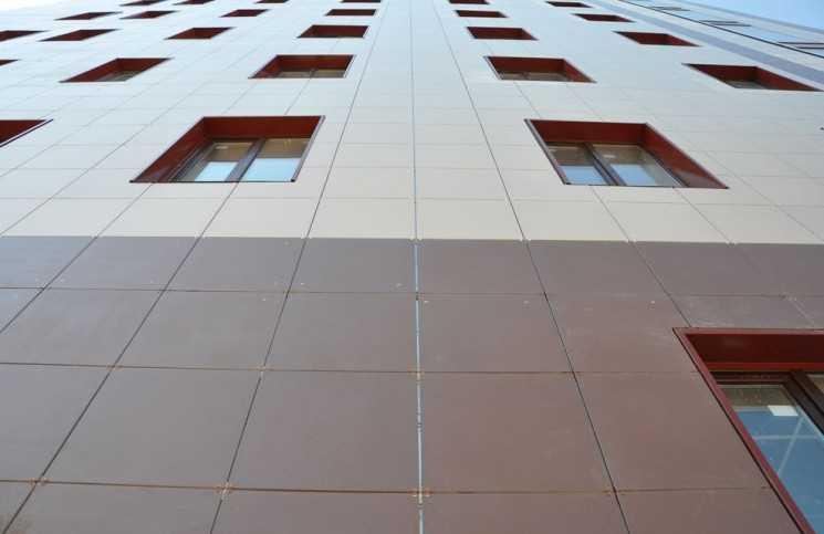 Фасадный герметик