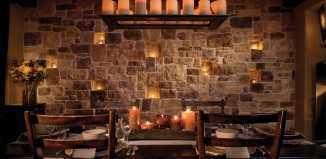 Использование декоративного камня в различных помещениях