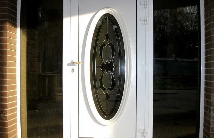 Оригинальные входные двери