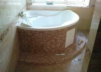 Установка металлической ванны своими руками